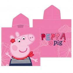 PONCHO PLAYERO PEPPA PIG