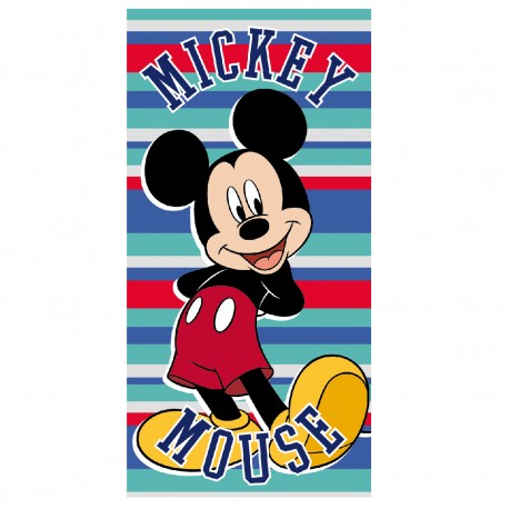 TOALLA MICKEY MOUSE