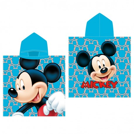 PONCHO MICKEY MOUSE