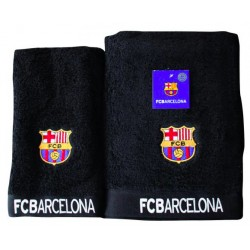 TOALLAS HOGAR FC BARCELONA PREMIUM