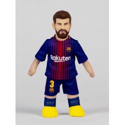 Muñeco de Piqué - FC Barcelona