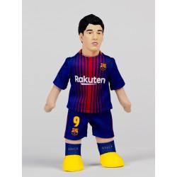 Muñeco de Suarez - FC Barcelona