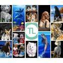 TOALLAS CON ANIMALES
